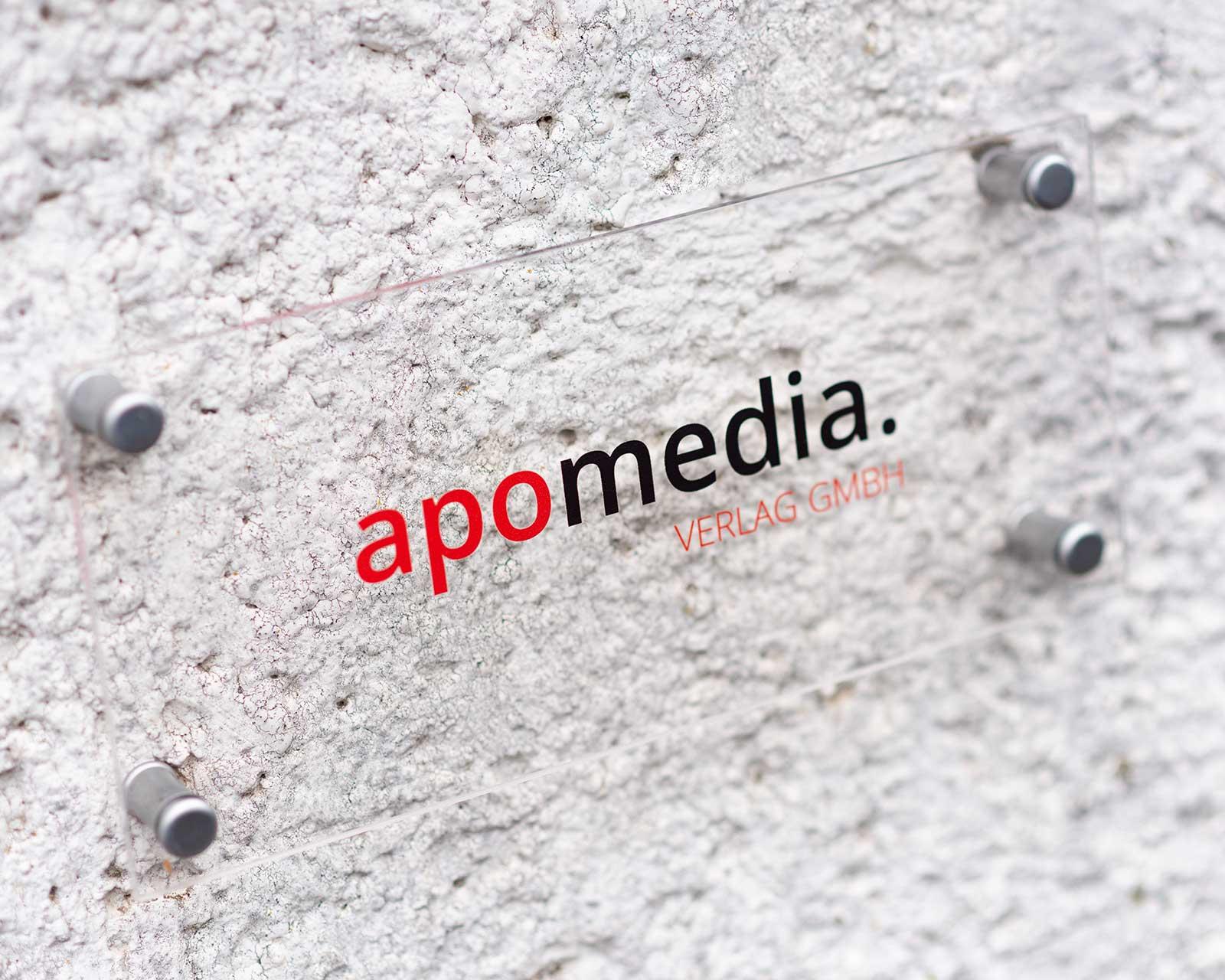Mauritz Design Portfolio Wiener APOmedia Verlag Banner